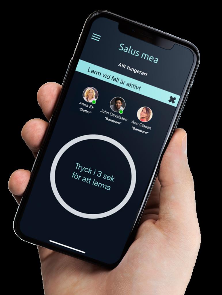 Salus Mea Mobil App
